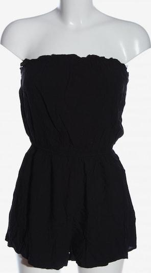 H&M Kurzer Jumpsuit in S in schwarz, Produktansicht