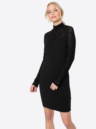 Urban Classics Dress in Black, View model