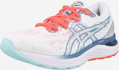 ASICS Running Shoes 'GEL-CUMULUS 23' in Smoke blue / Opal / Coral / White, Item view