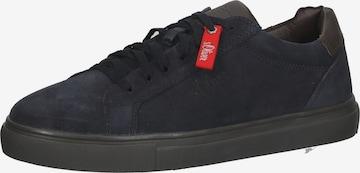 s.Oliver Sneaker in Blau