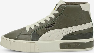 PUMA Sneakers 'Cali Star' in Khaki / White, Item view