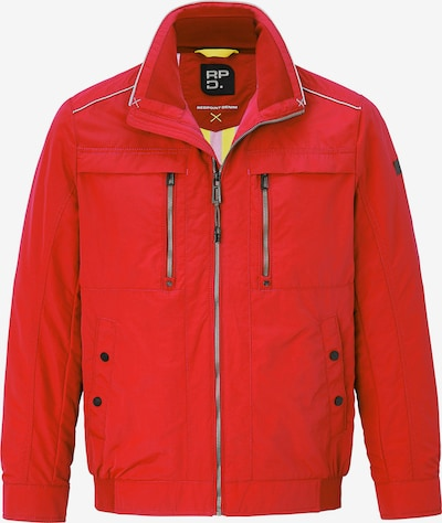 REDPOINT Jacke in feuerrot, Produktansicht