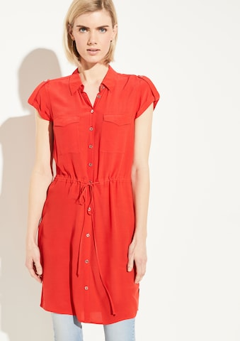 COMMA Bluse in Rot