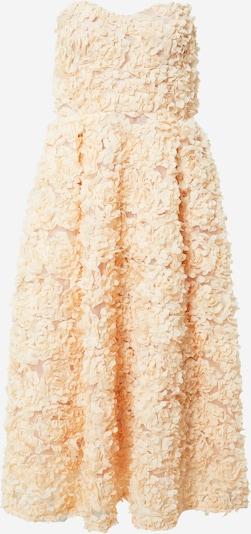True Decadence Kleid in pfirsich, Produktansicht