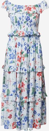 Dorothy Perkins Kleid 'FLAMNCO' in mischfarben / weiß, Produktansicht
