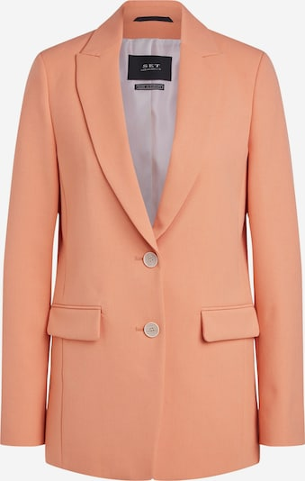 SET Blazer in orange, Produktansicht