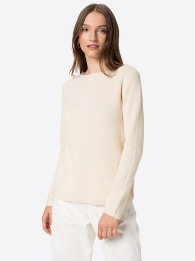 TOM TAILOR Pullover in beige, Modelansicht