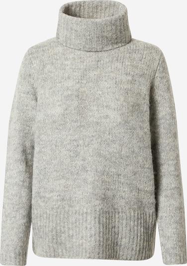 ONLY Pullover 'ONLJAZZIE' in graumeliert, Produktansicht