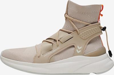 Hummel Sneakers hoog in de kleur Sand, Productweergave