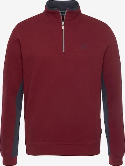 DANIEL HECHTER Sweatshirt in burgunder, Produktansicht