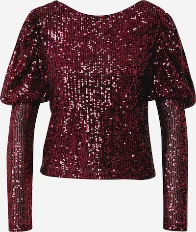 ONLY Shirt 'Bae' in rot, Produktansicht