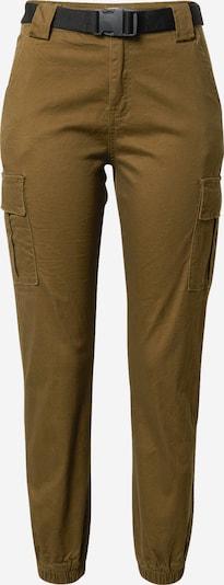Laisvo stiliaus kelnės 'Canice' iš Hailys , spalva - rusvai žalia, Prekių apžvalga