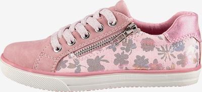 Be Mega Sneaker in pink, Produktansicht