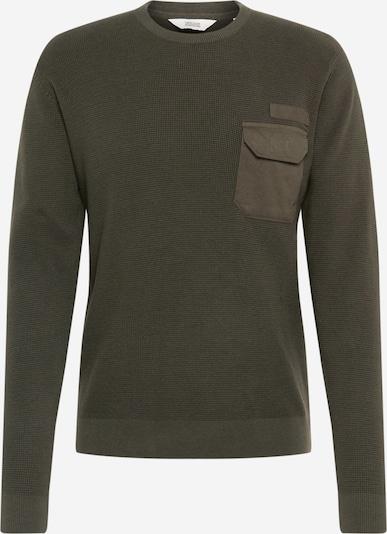 !Solid Pulover 'Masar' | temno zelena barva, Prikaz izdelka