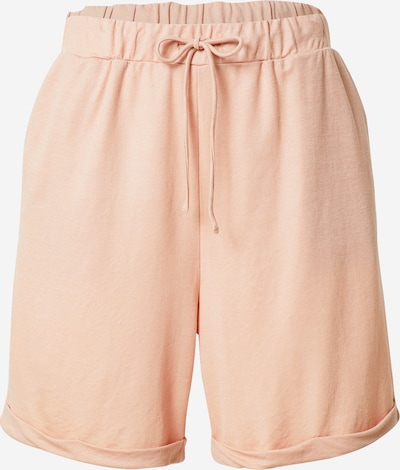 PULZ Jeans Shorts 'AMELIA' in puder, Produktansicht