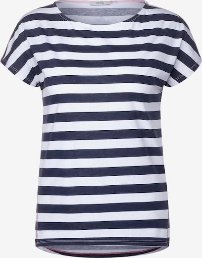 CECIL Shirt in blau / weiß, Produktansicht
