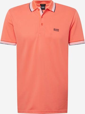 Maglietta 'Paddy' di BOSS ATHLEISURE in rosso