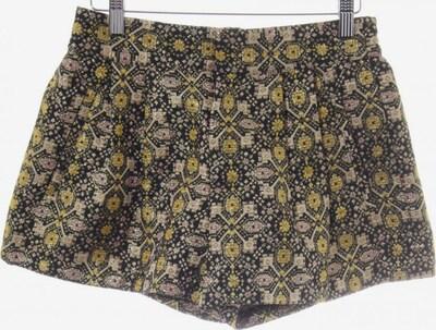 Traffic People Shorts in S in nude / gelb / schwarz, Produktansicht