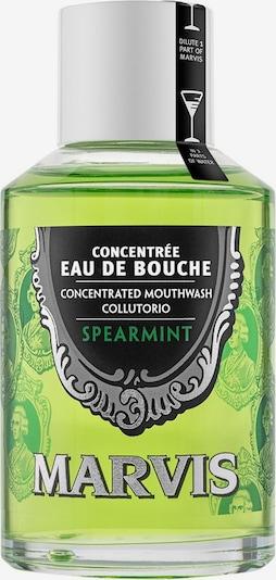 Marvis Mundwasser in grün, Produktansicht