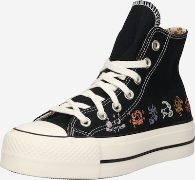 CONVERSE High-top trainers 'CTAS LIFT HI' in Mixed colours / Black / White, Item view