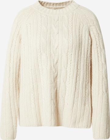 Masai Pullover in Weiß