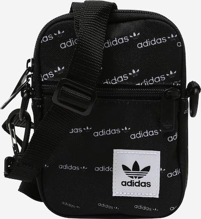 ADIDAS ORIGINALS Crossbody Bag in Black / White, Item view