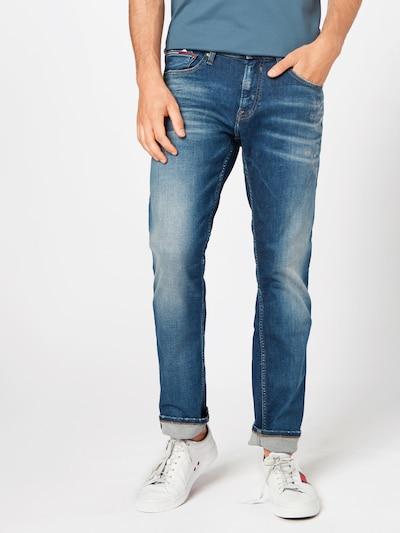 Tommy Jeans Džinsi 'ANTON' zils džinss, Modeļa skats