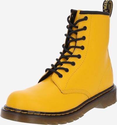 Dr. Martens Stiefel in gelb / schwarz, Produktansicht