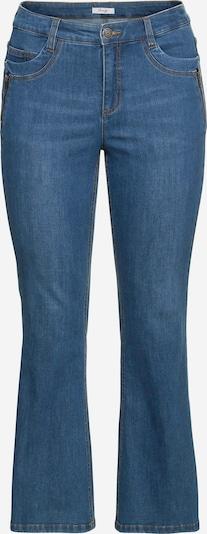 SHEEGO Jeans i blå denim, Produktvy