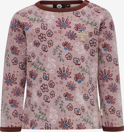 Hummel Functioneel shirt in de kleur Gemengde kleuren / Rosa, Productweergave