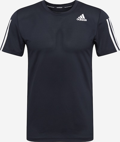 ADIDAS PERFORMANCE Functioneel shirt in de kleur Zwart / Wit, Productweergave