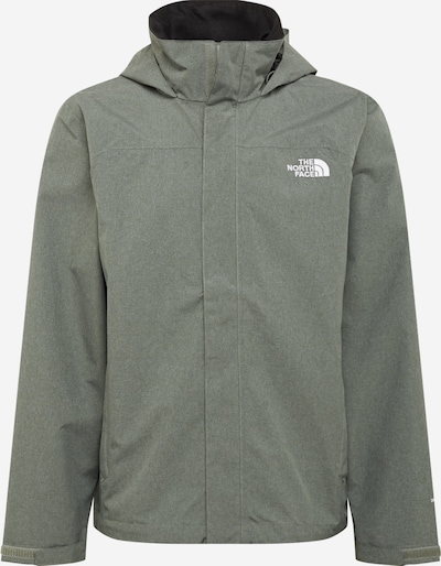 THE NORTH FACE Tussenjas 'SANGRO' in de kleur Groen gemêleerd, Productweergave