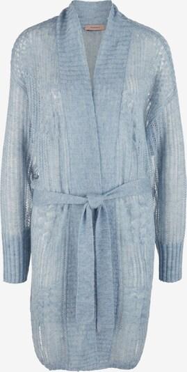 TRIANGLE Gebreid vest in de kleur Lichtblauw, Productweergave