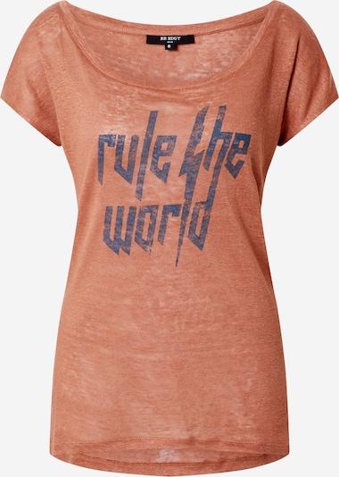 BE EDGY T-Shirt 'Mathea' in blau / hummer, Produktansicht