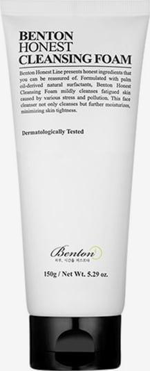 Benton Reinigungsschaum 'Honest' in weiß, Produktansicht