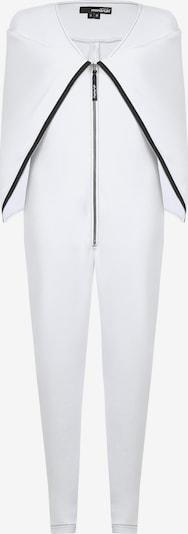 Monosuit Jumpsuit 'NEW-YORK' in weiß, Produktansicht