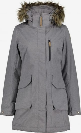 ICEPEAK Jacke in grau, Produktansicht