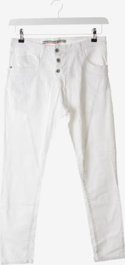 PLEASE Jeans in 25-26 in weiß, Produktansicht