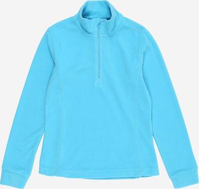 CMP Sportsweatshirt in türkis, Produktansicht