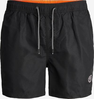 JACK & JONES Zwemshorts 'Bali' in de kleur Zwart, Productweergave