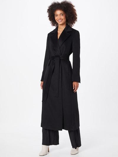 Palton de primăvară-toamnă MAX&Co. pe negru, Vizualizare model