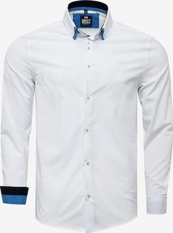Rusty Neal Hemd in Weiß