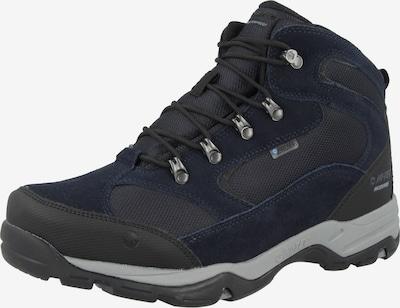 HI-TEC Boots ' Storm ' in de kleur Marine / Donkergroen: Vooraanzicht