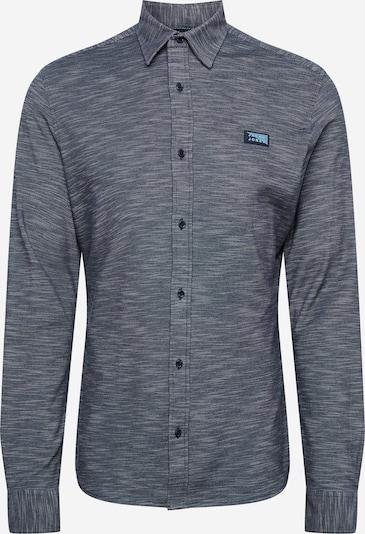 JACK & JONES Overhemd in de kleur Grijs, Productweergave