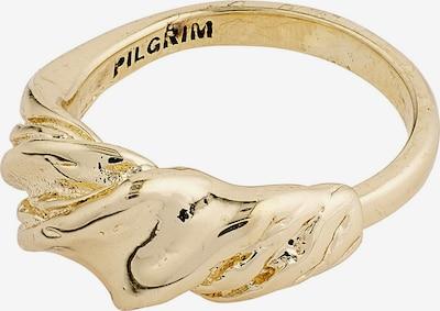 Pilgrim Pierścionek 'Simplicity' w kolorze złotym, Podgląd produktu
