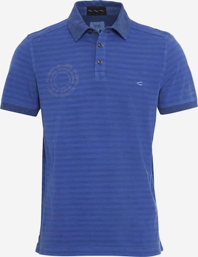 Tricou CAMEL ACTIVE pe albastru / albastru porumbel / albastru deschis, Vizualizare produs