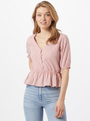 ABOUT YOU Bluse 'Linn' i rosa