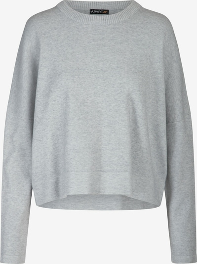 APART Oversized Sweater in Silver grey, Item view