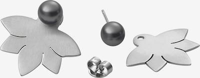 Heideman Oorbellen in de kleur Zilvergrijs, Productweergave