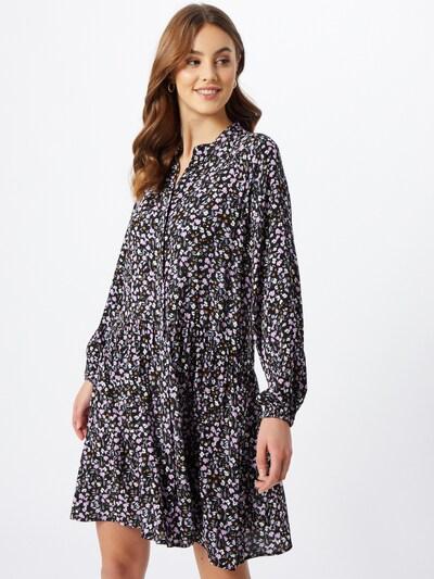 mbym Kleid  'Elula  Antinea' in mischfarben / schwarz, Modelansicht